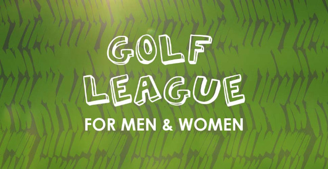 Golf-League home