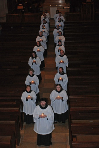 pittsburgh compline choir