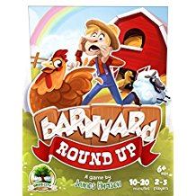 Barn Yard Round UP